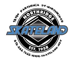 Skateland Logo wAddweb